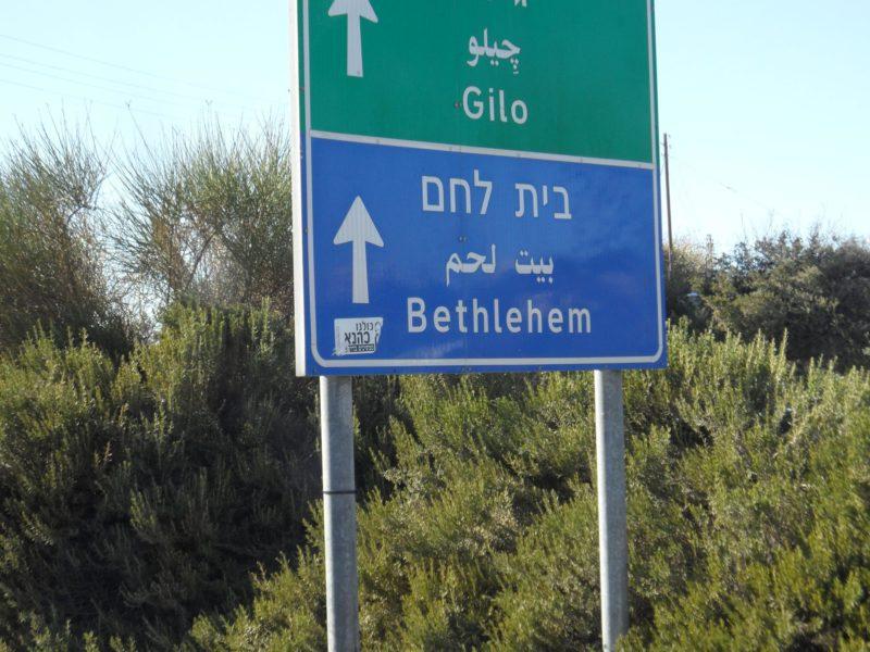 """""""Nasi tam byli!"""" – czyli Święta w Betlejem"""