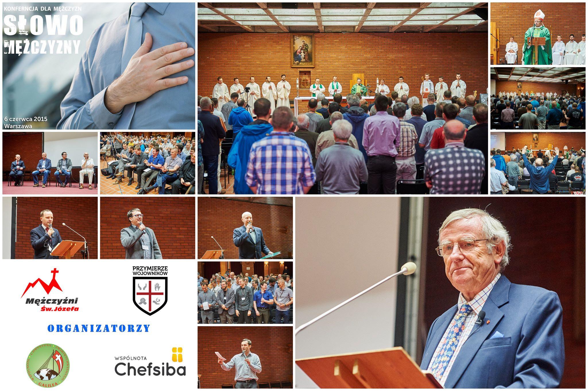 konferencja charles whitehead