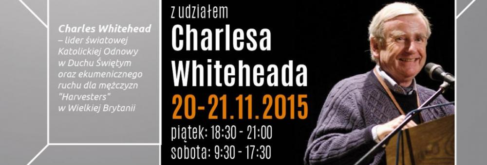 plakat charles whitehead