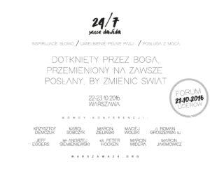 Serce Dawida – Polecamy wyjątkową konferencję w Warszawie
