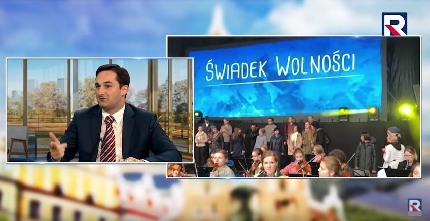 Nie piję, bo Kocham – Jacek Weigl o akcji w TV Republika