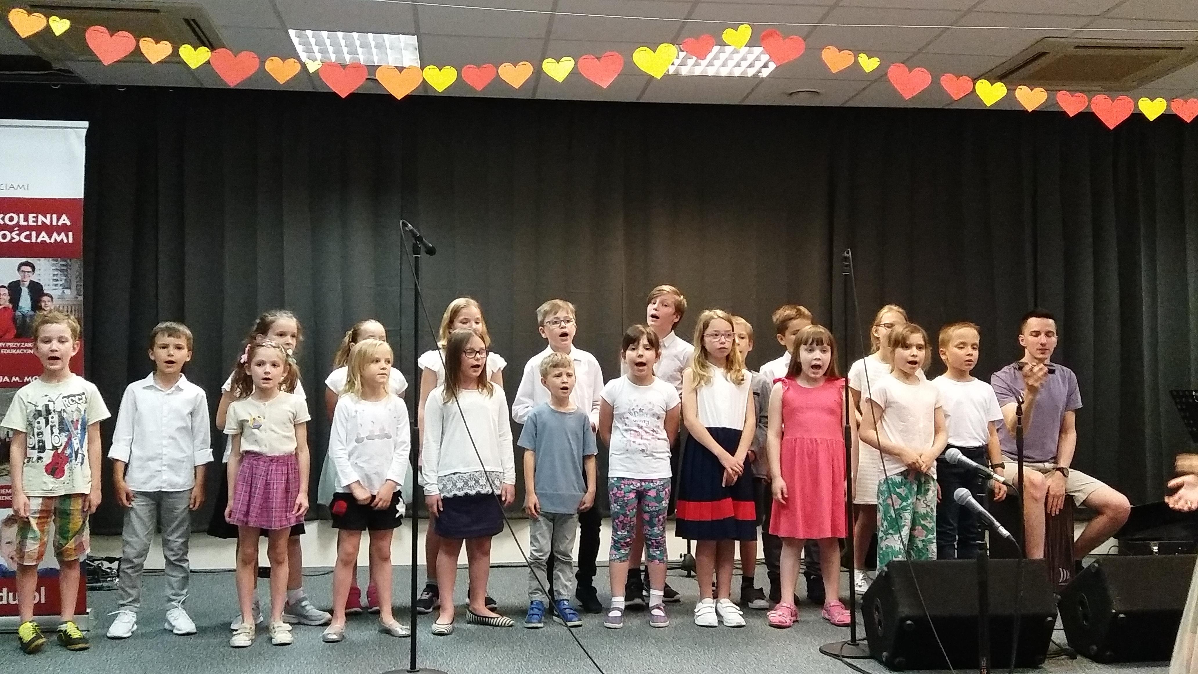 Zapraszamy na koncert chóru Gospel w kościele św. Tomasza Apostoła 10 czerwca 2018